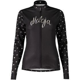 Maloja TrudiM. 1/1 Chaqueta Multisport Mujer, moonless alpine leaves